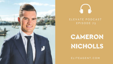 Photo of Episode 73: Cameron Nicholls – Setting up and succeeding in a competitive market