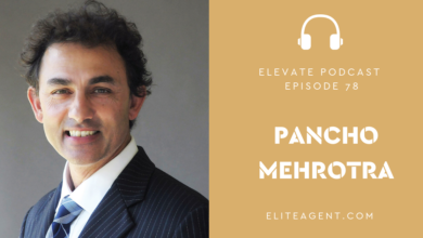 Photo of Episode 78: Pancho Mehrotra on motivation and how your mindset determines your outcome