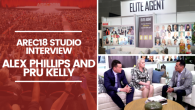 Photo of AREC 2018 Feature Interview: Alexander Phillips and Pru Kelly