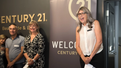 Photo of Century 21 have rebranded the Beachside and Lakes office in South Australia, in their aim to refresh all offices nationwide