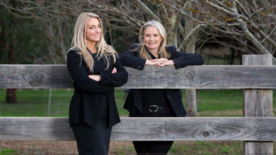 Photo of The Agency opens in Victoria's High Country with top agents Allana Storer and Kate McDougall