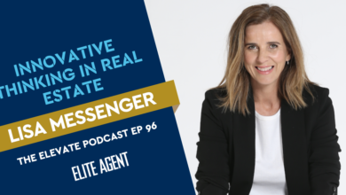 Photo of Innovative thinking in Real Estate: Lisa Messenger – Episode 96