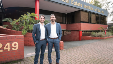 Photo of Ray White Norwood celebrates growth with REISA HQ purchase