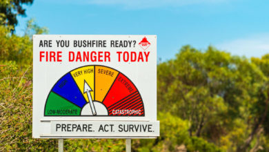 Photo of Don't be a fire risk: Preparing rentals for bushfire season