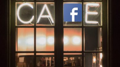 Photo of Facebook announces pop-up cafés across the UK