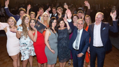 Photo of Realmark rewards top performers at awards night