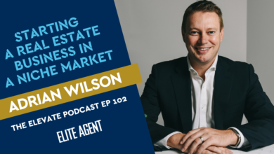 Photo of Starting a real estate business in a niche market – Adrian Wilson
