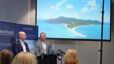 Photo of Mayfair 101 confirms purchase of Dunk Island
