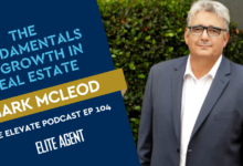 Photo of Mark McLeod – The fundamentals of business growth in real estate