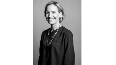 Photo of Abbie Galvin announced as first female NSW Government Architect