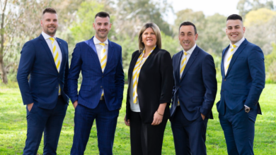 Photo of Triple threat as brothers join Ray White Werribee