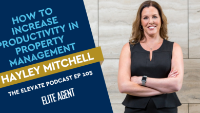 Photo of Hayley Mitchell: How to increase productivity in property management