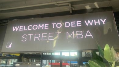 Photo of Learning from the best at Street MBA Sydney
