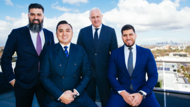 Photo of Ray White Glenroy welcomes two commercial directors