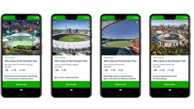 Photo of Domain Test Stadiums are 'open for inspection'