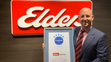 Photo of Elders Real Estate wins coveted Canstar award
