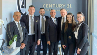 Photo of The Paramount Group rebrands two offices to Century 21