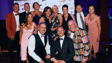 Photo of Eview celebrates top performers and a year of success at annual awards
