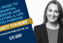 Photo of The road to financial freedom and creating a life with purpose: Nancy Youssef