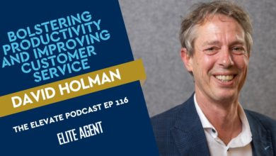 Photo of Bolstering productivity and customer service: David Holman