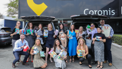 Photo of Coronis donates 1000 gifts for disadvantaged children