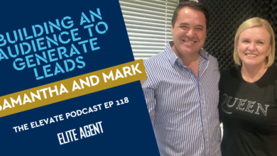 Photo of Building an audience to generate leads: Samantha McLean and Mark Edwards