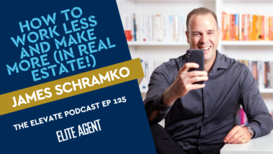 Photo of How to work less and make more (in real estate!) – James Schramko