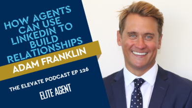 Photo of How agents can use LinkedIn to build relationships – Adam Franklin