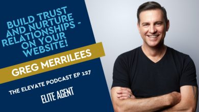 Photo of Greg Merrilees: How real estate agents can build trust and nurture relationships online
