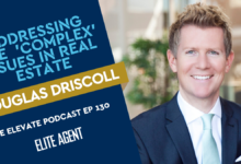 Photo of Addressing the complex issues in real estate: Douglas Driscoll
