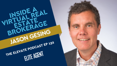 Photo of Building a virtual real estate business: Jason Gesing