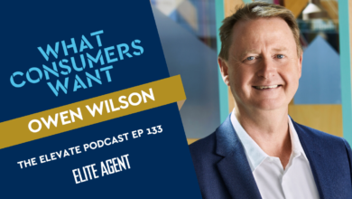 Photo of What consumers want from a real estate professional: Owen Wilson, REA Group CEO