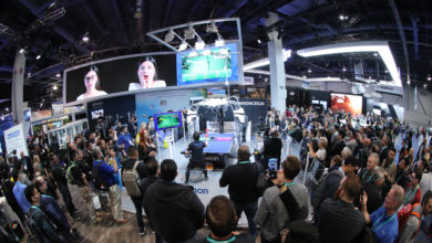 Photo of Wired, weird and wonderful at CES