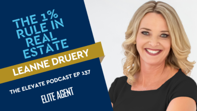 Photo of The 1 per cent rule in real estate: Leanne Druery
