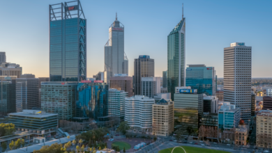 Photo of Perth CBD leads the way as office market gains momentum