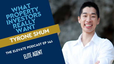 Photo of Tyrone Shum: What property investors really want
