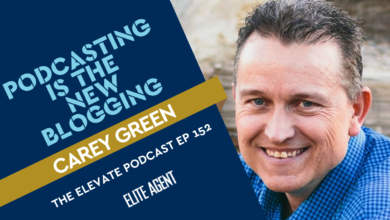 Photo of Podcasting is the new blogging with Carey Green