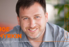 Photo of How to expand the digital reach of your content with Joe Hyrkin