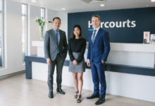 Photo of Harcourt's Henry Wong clocking up big results in an uncertain market
