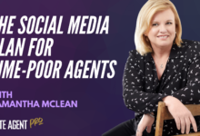 Photo of The social media plan for time-poor real estate agents (no blog required!)