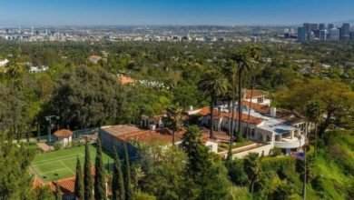 Photo of LeBron James treats himself to a $56m Beverly Hills mansion