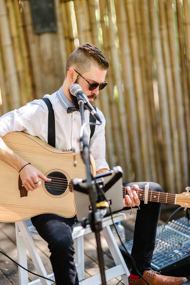 Perth Wedding Singer - Reilly Craig