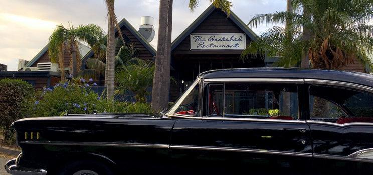 The Boatshed Wedding DJ