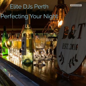 Perth Cocktail Wedding - Elite DJs Perth