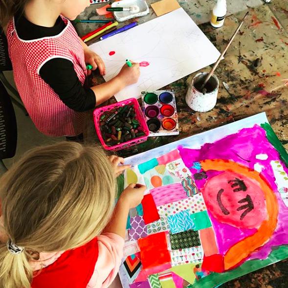Creative Art Class for Kids