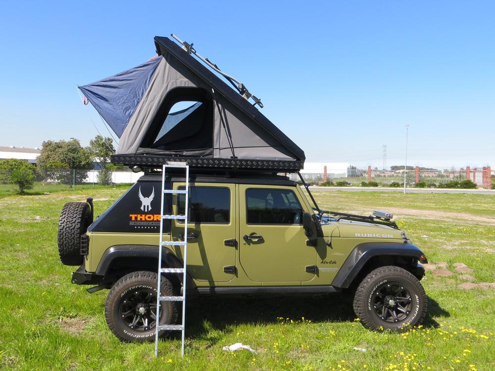 Alu-Cab Generation 3 Expedition Tent