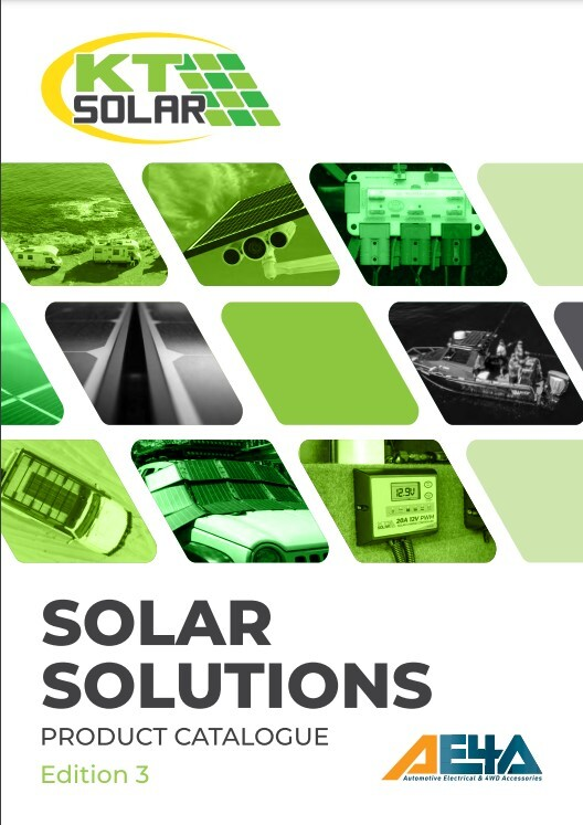 KT Solar Solutions Product Catalogue - Edition 3