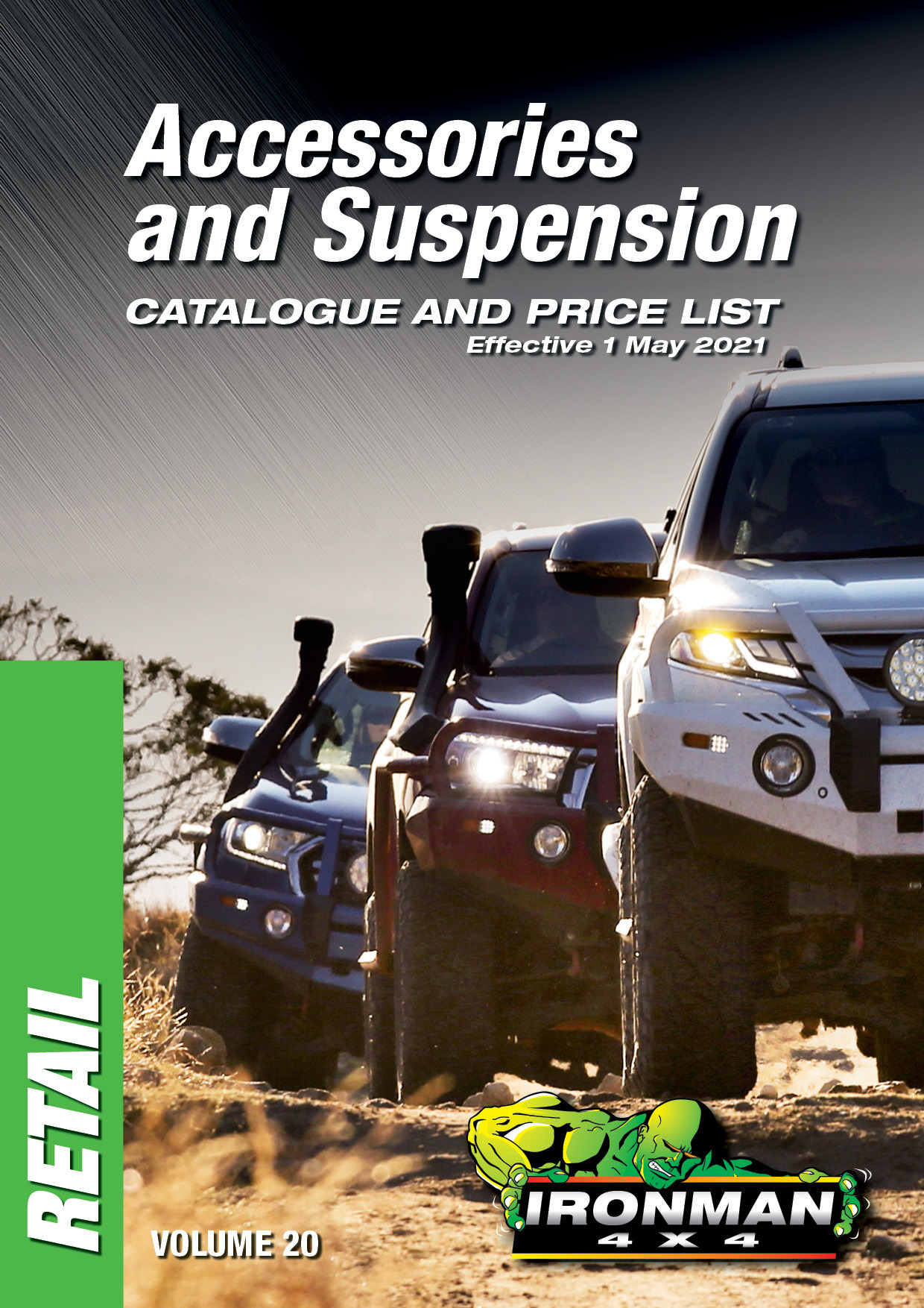 Ironman 4x4 Accessories and Suspension