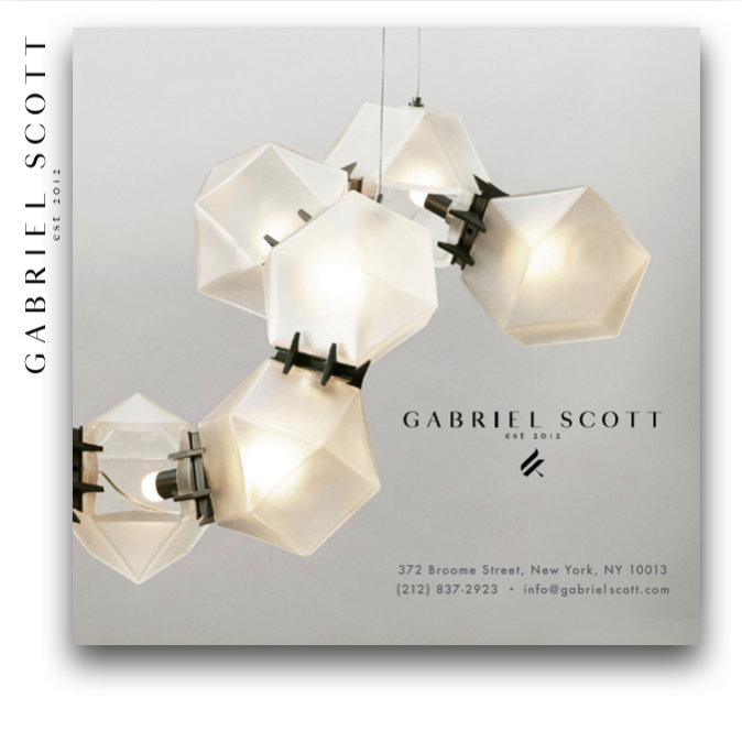 Gabriel Scott Catalogue
