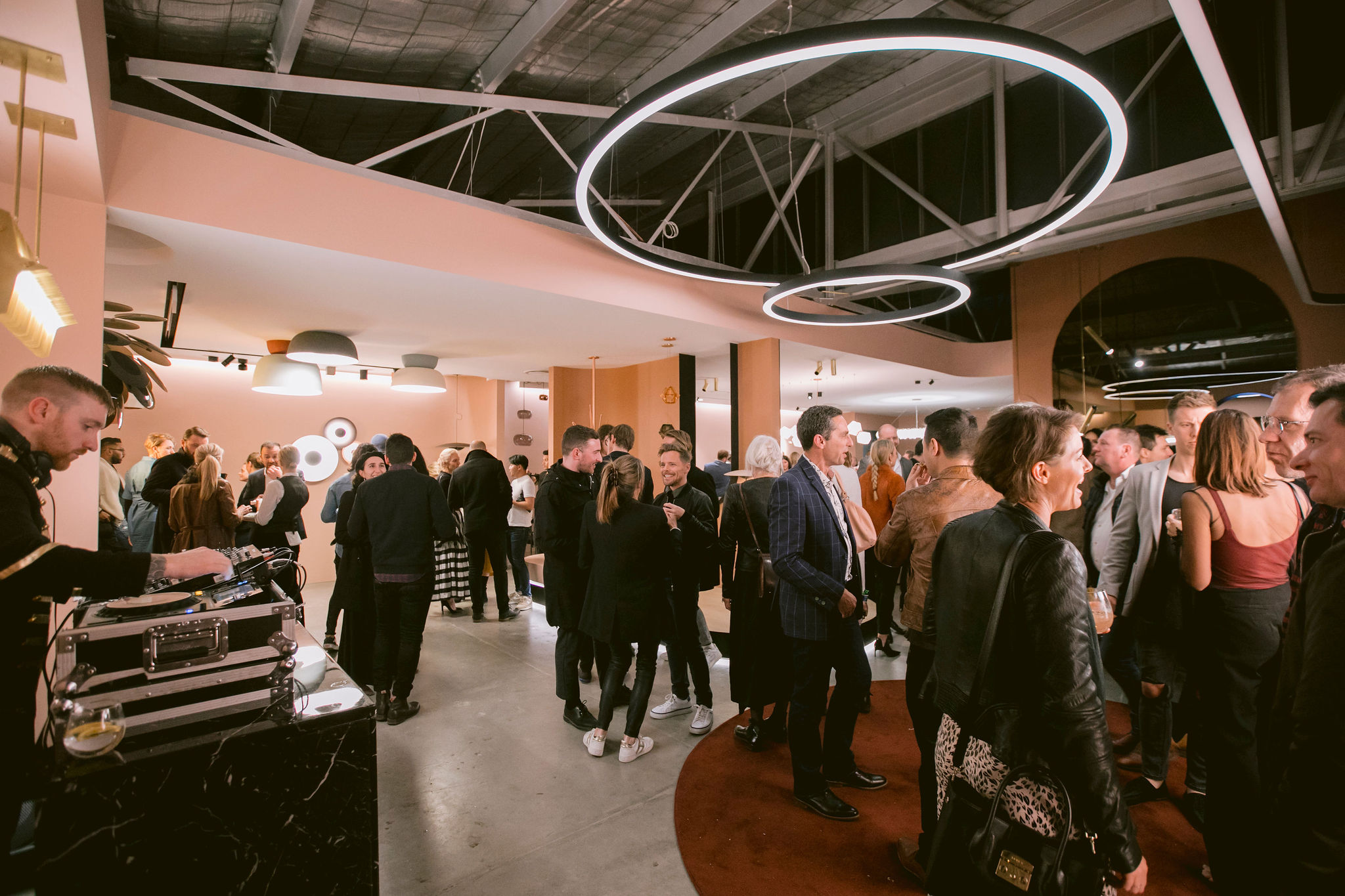 Richmond melbourne showroom launch15